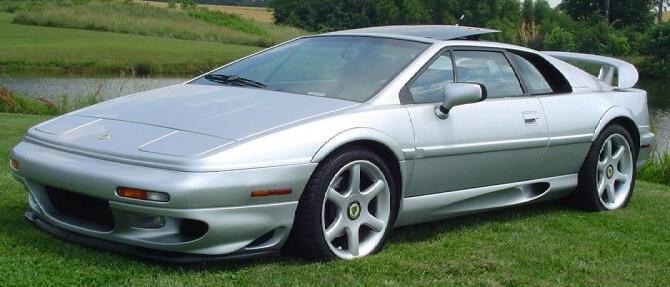 Lotus Esprit 2004