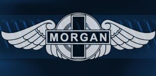 Logotipo Morgan Motor Company