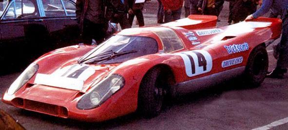 Porsche 917 Wetson's. Nº 14