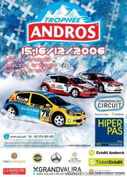 Prost Se hace con la Victoria en el Trofeo Andros