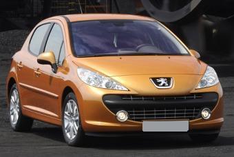 Peugeot 207. Coche del año en España 2007