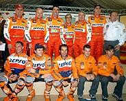 Equipo Repsol Mitsubishi Rally Art Dakar 2007