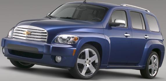 En nuevo Chevrolet HHR se comercializará en España