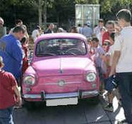"""Parque cerrado de la pasada edición del """"Costa del Sol Classic's"""""""