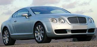 Ciertas empresas invierten en coches de lujo para blanquear dinero