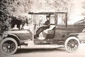 Hipano-Suiza Limousine laudaulet 6 cilindros. Año 1907