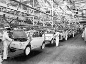 Cadena de producción del FIAT 500