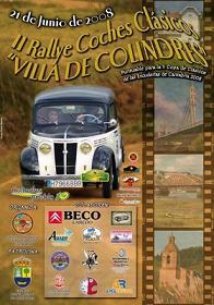 II Rally de Cocjhes Clásicos Villa de Colindres