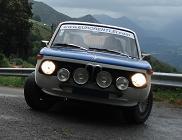 BMW 2002 de los primeros clasificados del III Criterium Puebla de Sierra