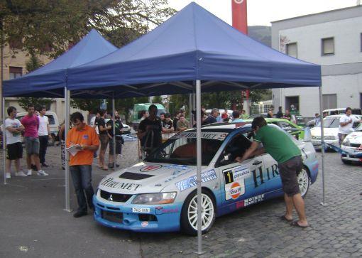 Rallye Gipuzkoa 2013. Iban Tarsicio.