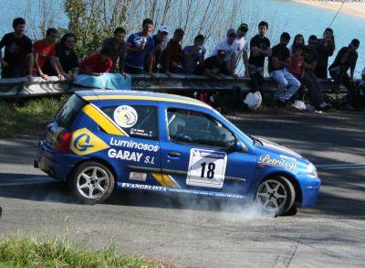 Joseba Mitxelena Raúl Edeso. Renault Clio Sport