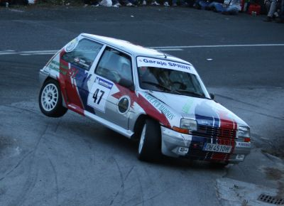 RallySprint Hondarribia. MotorMania.
