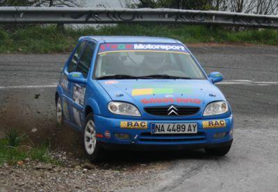 RallySprint de Hondarribia 2013