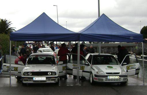 VIII RallySprint de Hondarribia 2014
