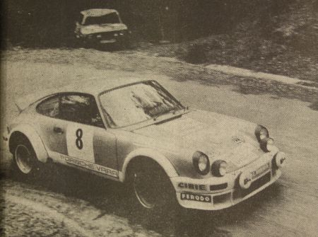 Marc Etchebers (Porsche 911 Carrera)