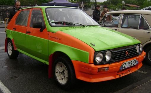 Citroën Visa 1000 Pistes
