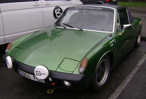 VW Porsche 914 Elena Sunsundegui