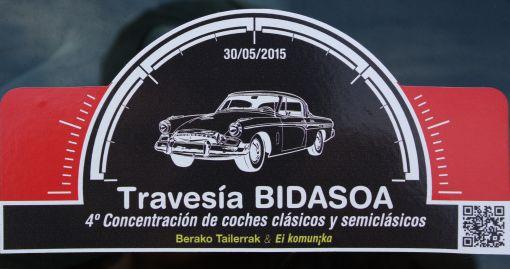 IV Travesía del Bidasoa 2015